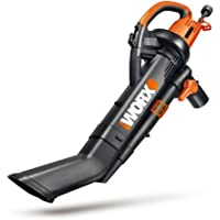 WORX WG509 TriVac, 12Amp Blower/Mulcher/Vacuum With Added Shredder Blade
