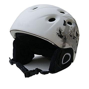Cascos de seguridad de esquí al aire libre seguridad equipo de protección acolchada casco protector ligero
