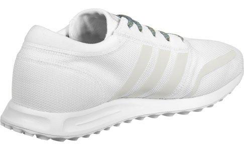 adidas Los Angeles, Scarpe da Ginnastica Basse Uomo bianco grigio