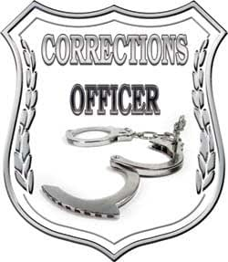 Image result for corrections officer badge