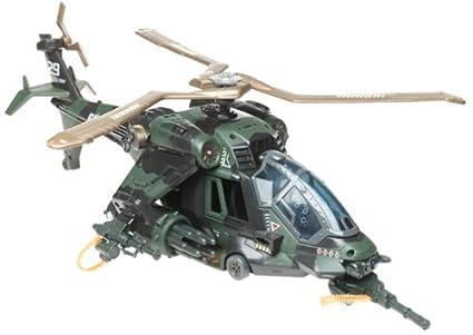 Amazon Com G I Joe Vs Cobra Night Attack Chopper With Sound
