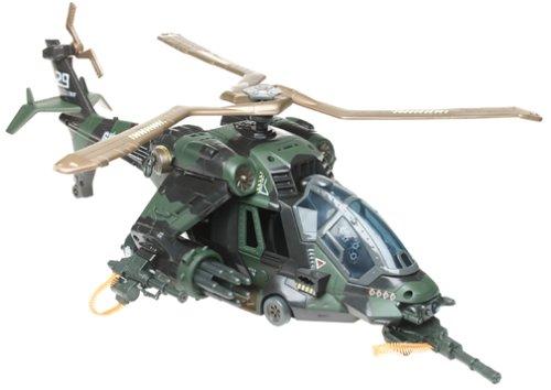G.I. Joe VS. Cobra Night Attack Chopper with Sound Attack