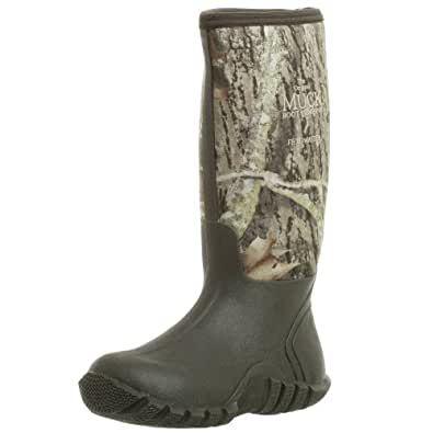 The Original MuckBoots Adult FieldBlazer Boot,Mossy Oak Break-up Camo,13 M US Mens/14 M US Womens
