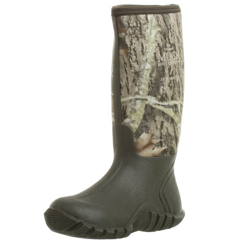 The Original MuckBoots Adult FieldBlazer Boot,Mossy Oak Break-up Camo,14 M US Mens/15 M US Womens by Muck Boot