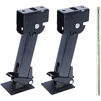 Amazon.com: Pair of Telescoping Trailer Stabilizer Jacks
