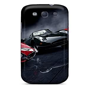 New BDqWaEy7063FkKnm Gt5 Racing Classics Tpu Cover Case For Galaxy S3
