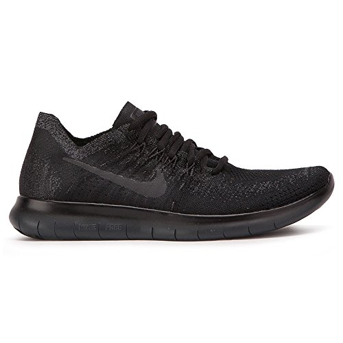 Anthracite NIKE Running White Rn Free Shoes Women's Flyknit Black 2017 Black WMNS Anthracite FwO67qFr