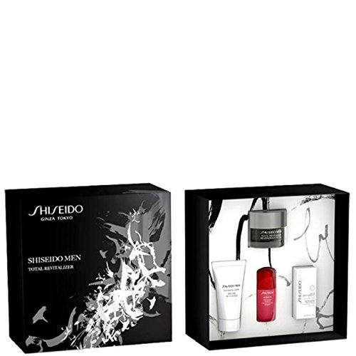 Gifts & Sets by Shiseido Men Total Revitalizer Set