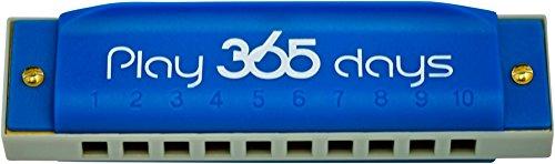 Suzuki PlayPals Harmonica Key of C Blue