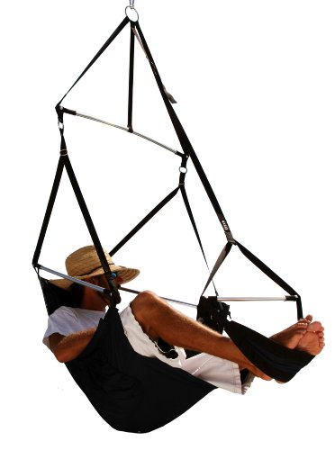 Eagles Nest Outfitters Lounger (Black), Outdoor Stuffs