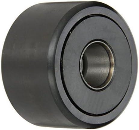 0.5000 in Overall Width 0.5000 in Roller Width 0.8750 in Roller Diameter Chrome Steel Open RBC Bearings Y28 Cylindrical Yoke Roller 0.2500 in Bore