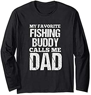 Best Gift Fishing Dad Fisherman Son Fathers Day Gift from Son Bass Long Sleeve  Need Funny TShirt / S - 5Xl