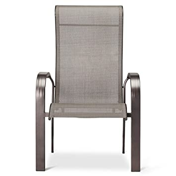 dining outdoor patio chairs chair stacking stackable