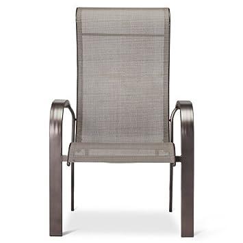 Attrayant Threshold™ Camden Sling Patio Dining Chair   4PK