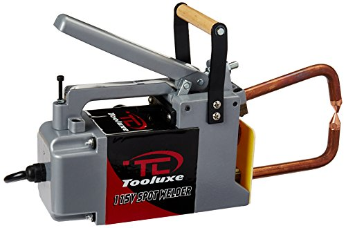Tooluxe 10915L Professional 115 V Electric Spot Welder, 1/8