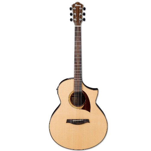 Ibanez AEW22CDNT Cordia Exotic Wood Acoustic-Electric Guitar