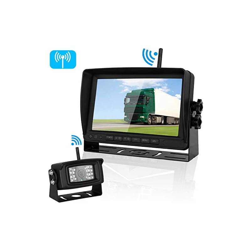 Emmako Digital Wireless Backup Camera an