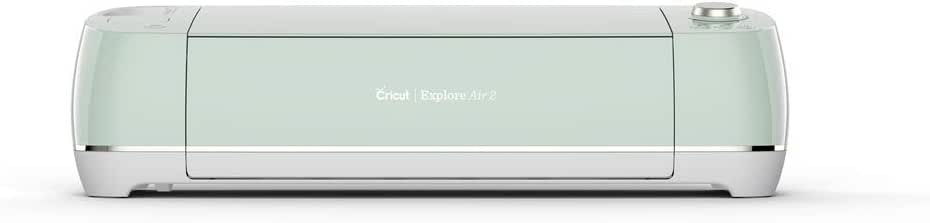 Mint Cricut Explore Air 2 Latest Edition