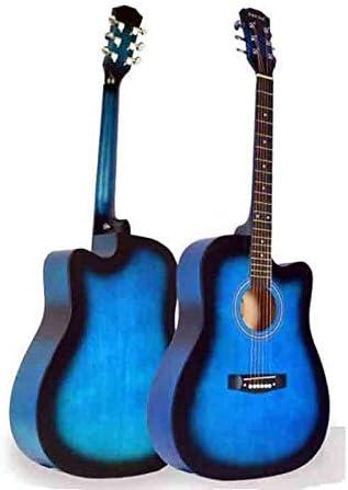 クラシックギター、ギグバッグ、クリップオンチューナー、ストラップ、Plectrums、余分な文字列、フルサイズの41インチを持つ学生子供大人の音楽愛好家のためのアコースティックギター