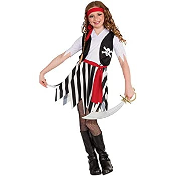 12-14 DRAMA QUEENS REFEREE HALLOWEEN COSTUME CHILD SIZE LARGE