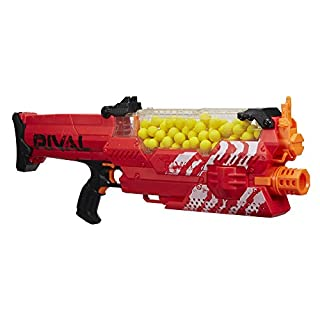 Nerf Rival Nemesis MXVII-10K, Red (Amazon Exclusive), Standard Packaging
