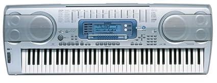 Casio WK-3000 Professional Series 76 Key Digital Recording Studio Styled Keyboard