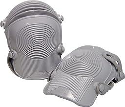 Bon 12-309 Superlight Molded Rubber Foam Waterproof Knee Pads