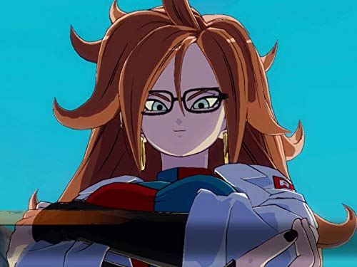 Android 21's Deception