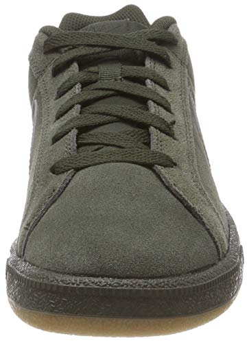 Chaussures De 300 6 Nike En Gymnastique Court Uk Daim Hommes Sequoia Royale Brown Gum Light qn7IWt7