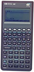 HP 48G Graphing Calculator