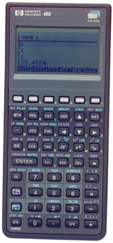 Hp-48g graphing calculator | graphing calculator using rever… | flickr.