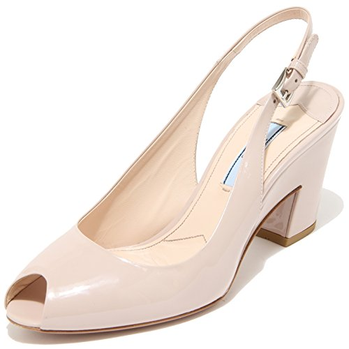 Donna 8183I Scarpe Cipria Prada Shoes Decollete Women q64x8