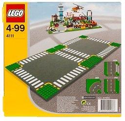 LEGO Creator 4111 - Kreuzungen