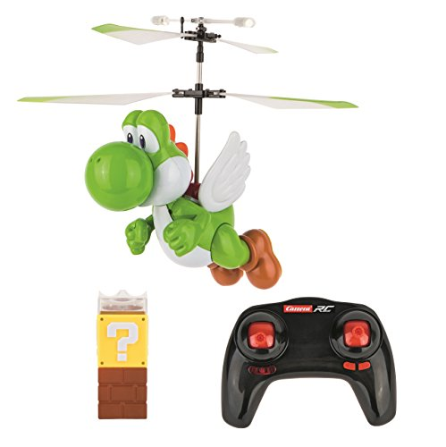 Carrera Rc Super Mario Flying Yoshi Remote Control