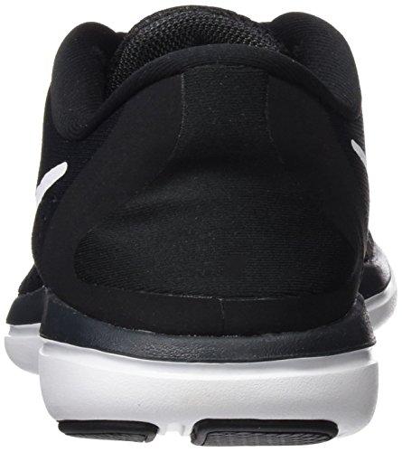 Nike Damen Flex 2017 Rn Traillaufschuhe Mehrfarbig 001 (zwart / Wit-antraciet)