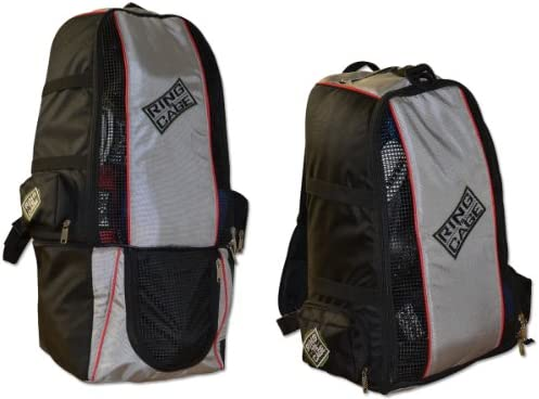 Ring to Cage Convertible Backpack Duffel Equipment Bag for Muay Thai, MMA