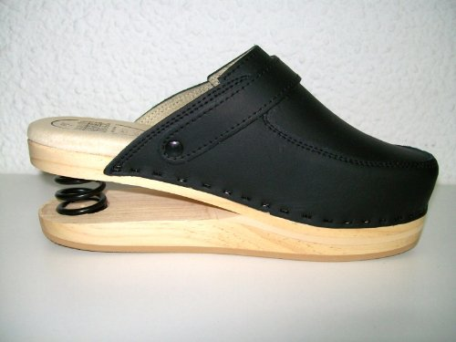 with spring 40 A LUVER size black Clog 127 color SRxq5U