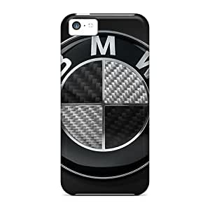 New WjL273LHPh Bmw Logo Skin Case Cover Shatterproof Case For Iphone 5c