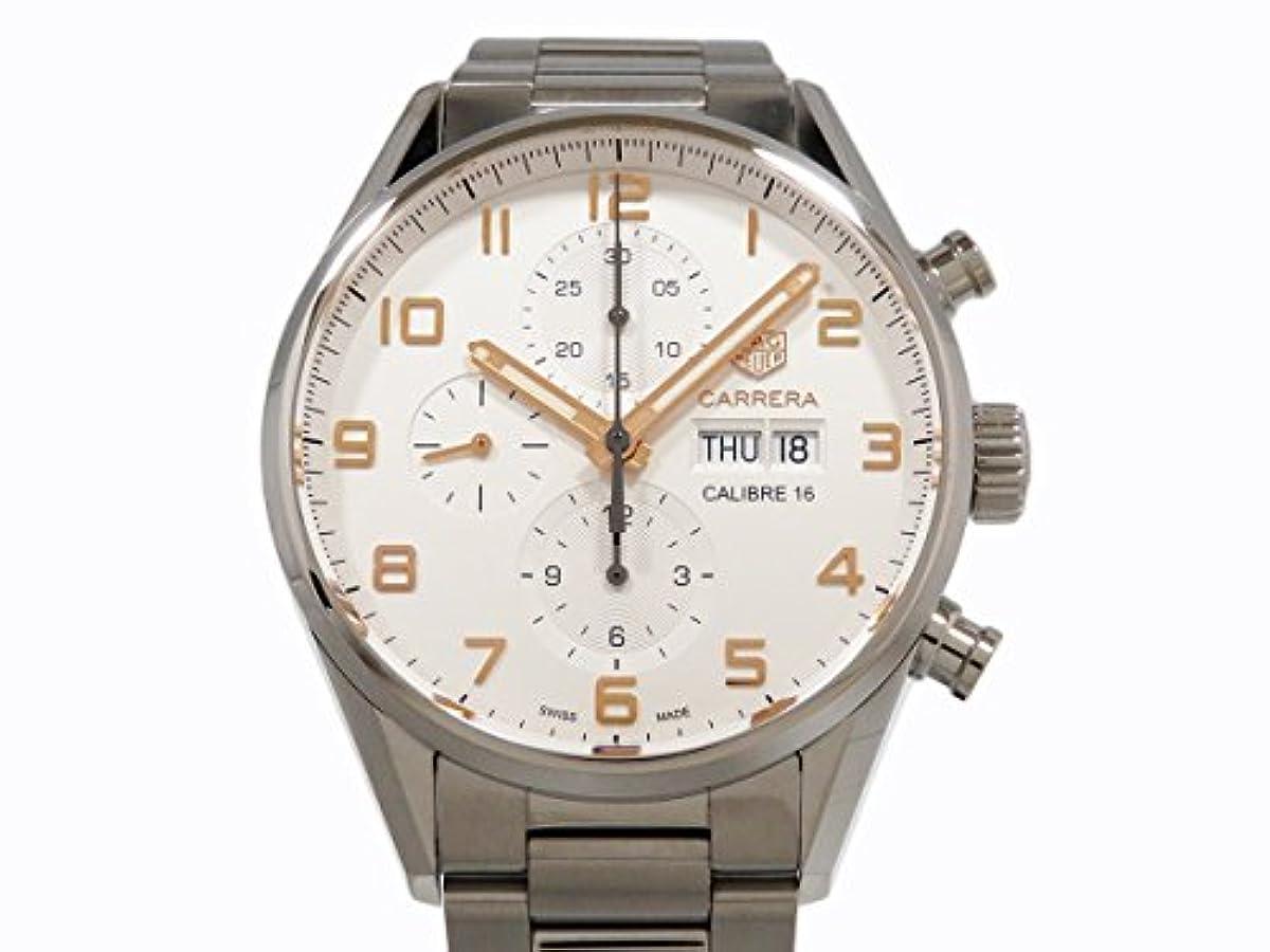 [해외] [태그호이어(TAG Heuer)] TAG HEUER 손목시계 카레라 caliber16 크로노그래프 CV2A1AC.BA0738 맨즈 신품 [병행수입품]