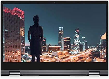 Dell Inspiron 14 inch 5406 2 in 1, FHD Touchscreen Laptop – Intel Core i7-1165G7, 12GB 3200MHz DDR4 RAM, 512GB SSD, Iris Xe Graphics, Windows 10 Home – Titan Grey (Latest Model) 41K7HHU 2BUsL