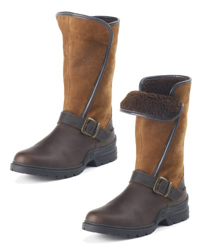 Brown 38 Boots Blair Ovation County Color Ladies Size X7nw8TU