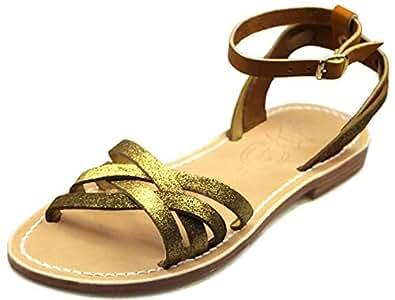 La Botte Gardiane Gold Comfort Sandals Sandal For Women