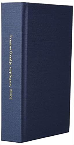 Buy Oremus  Svensk Katolsk Bonbok (Svenska Katolska Klassiker I Faksimil)  Book Online at Low Prices in India  1feacd173a09a