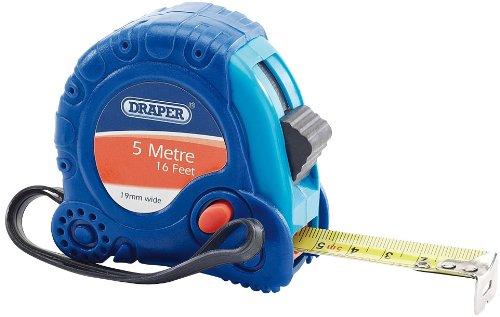 Draper 5M/16ft x 19mm Measuring Tape - 75299