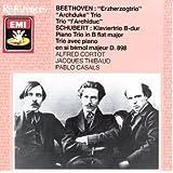 Beethoven / Schubert : Trios en si bémol majeur