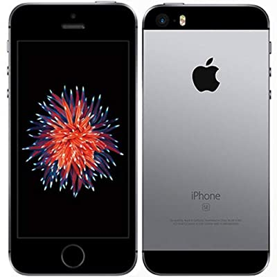 Apple iPhone SE Space Gray 16GB Verizon Prepaid Carrier Locked - Retail Packaging ()