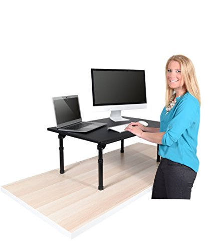 Adjustable Height Standing Desk Folding