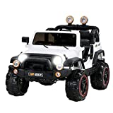 Uenjoy Kids Electric Power Wheels 12V Ride on Cars with Remote Control 2