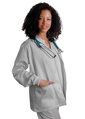 Adar Universal Round Neck Warm-Up Jacket (Available in