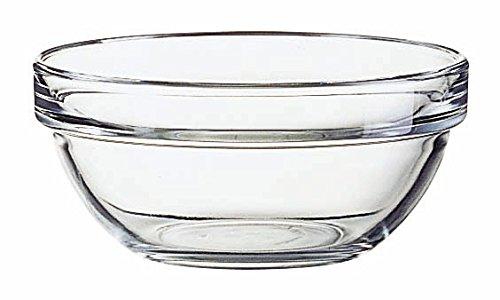 Luminarc Arc International Stackable Bowl (Set of 24), 4.75'', Clear